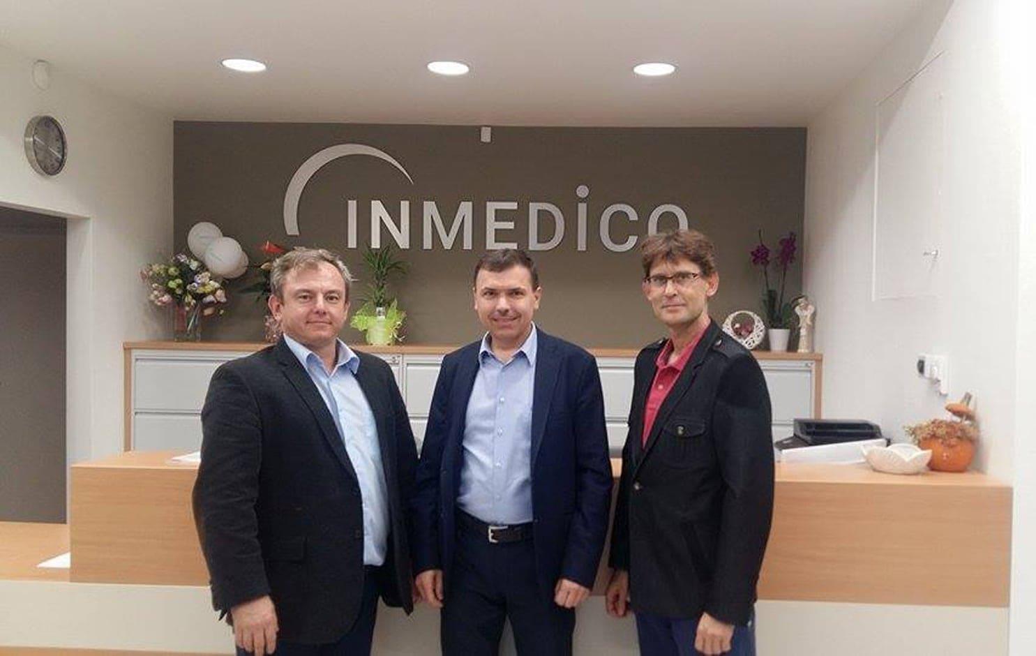 Ruszyło Centrum Konferencyjno-Szkoleniowe INMEDICO