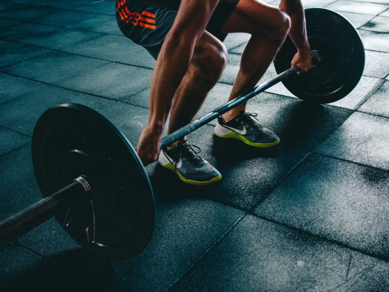 Regeneracja mięśni po treningu