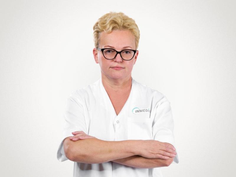 dr n.med. Mariola Sznapka