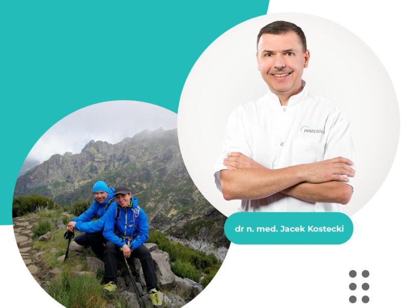 #LekarzZuśmiechem – dr n.med. Jacek Kostecki