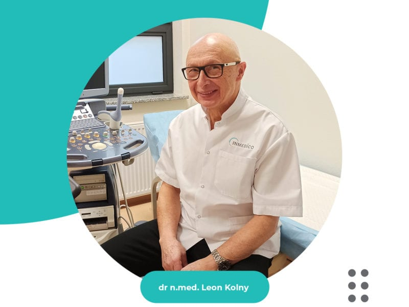 #LekarzZuśmiechem – dr n.med. Leon Kolny