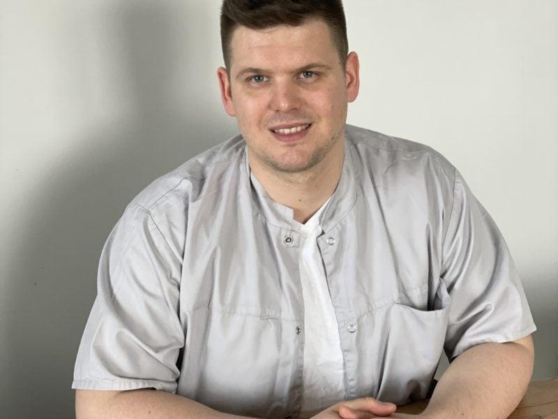 lek. med. Maciej Helemejko